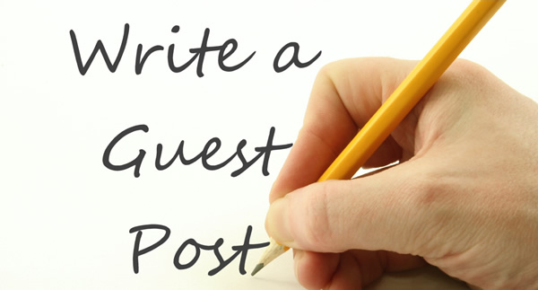 how to write a guest blog post
