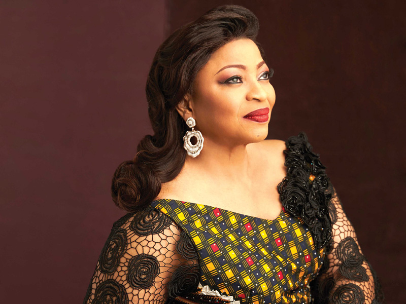 Biography Success Story Of Folorunsho Alakija Founder Of Famfa Oil